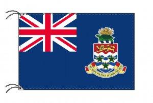 ケイマン諸島 国旗(国旗サイズ70×105cm国旗・アルミ合金ポール・取付部品セット)