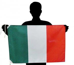 世界の国旗 イタリア国旗[50×75cm ポリエステル100%]【メール便対応商品】