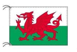 世界の国旗 ウェールズ(90×135cm)【メール便対応商品】