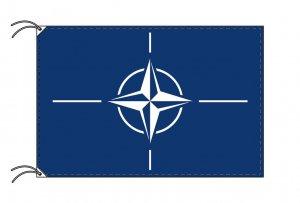 世界の国旗 NATO(北大西洋条約機構・90×135cm)【メール便対応商品】