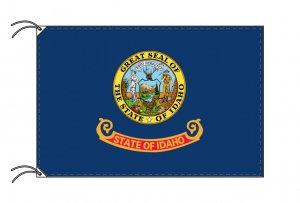 アイダホ州旗[アメリカ合衆国の州旗・70×105cm・高級テトロン製]