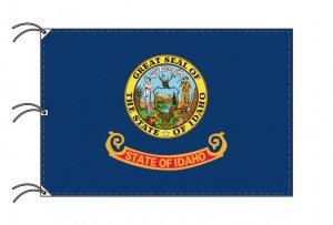 アイダホ州旗[アメリカ合衆国の州旗・140×210cm・高級テトロン製]