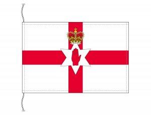 北アイルランド 国旗(卓上旗16×24cm)【メール便対応商品】