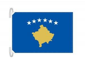 世界の国旗 コソボ(50×75cm)【メール便対応商品】