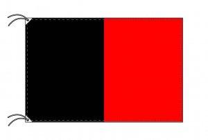 イタリア・州旗 ヴァッレ・ダオスタ州(120×180cm)