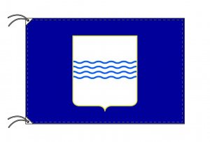 イタリア・州旗 バジリカータ州(120×180cm)