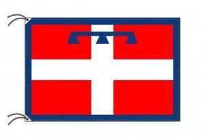 イタリア・州旗 ピエモンテ州(120×180cm)