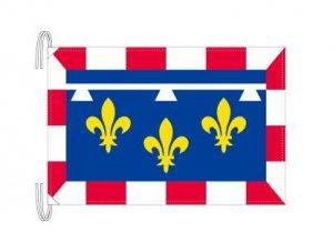 サントル=ヴァル・ド・ロワール地域圏 フランス地域圏の旗・州旗(50×75cm)