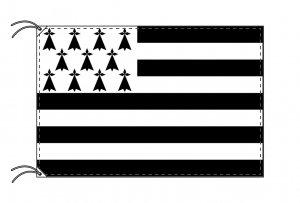 ブルターニュ地域圏 フランス地域圏の旗・州旗(100×150cm)