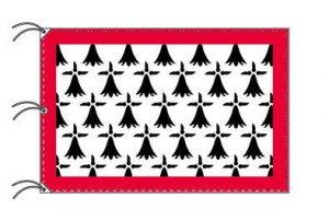 リムーザン地域圏 フランス地域圏の旗・州旗(140×210cm)