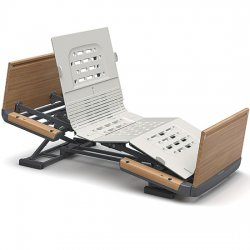 楽匠Z 3+1モーター 木製ボード(足側ハイ)