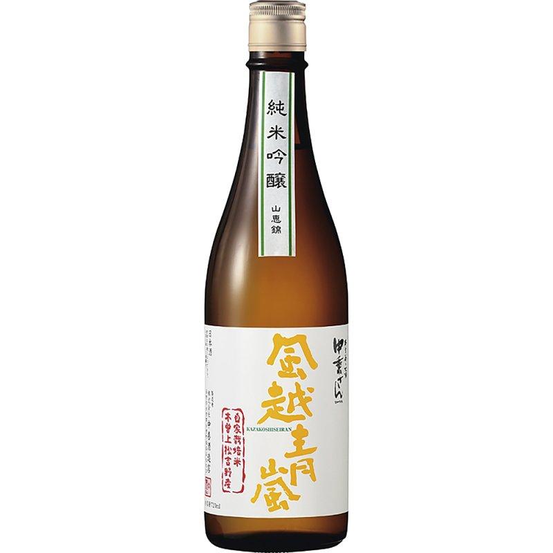 風越青嵐 純米吟醸(自家栽培米 山恵錦)  720ml