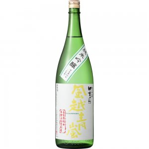 風越青嵐 純米吟醸無濾過生原酒(自家栽培米 山恵錦)  1800ml
