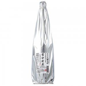 中乗さん 雪中貯蔵生原酒<br> 1800ml