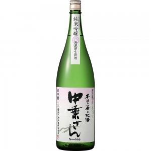 中乗さん 契約農家産 美山錦<br> 純米吟醸無濾過生原酒1800ml