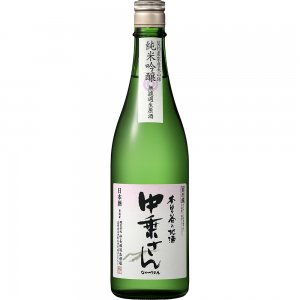 中乗さん 契約農家産 美山錦<br> 純米吟醸無濾過生原酒 720ml