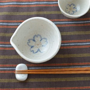 Shinzikatoh 桜奇譚シリーズ 和食器 片口小鉢 katakuchi