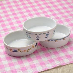 ShinziKatoh シンプルなデザインが可愛くおしゃれ 楕円の形をした陶器