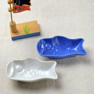 コイ 鯉の形をした陶器のうつわ 6個入  80cc