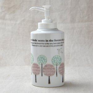 Shinzikatoh シンジカトウデザイン BN 陶器ソープボトル (Ceramic Soap Dispenser)