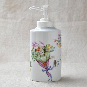 Shinzikatoh シンジカトウデザイン SA 陶器ソープボトル (Ceramic Soap Dispenser)