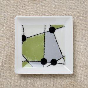 Shinzikatoh シンジカトウ デザイン CORE コアシリーズ スクエアプレートA(小皿)