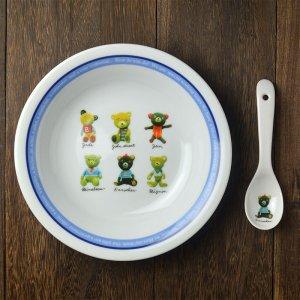 Shinzi katoh シンジカトウ Working Bear ワーキイングベア シリーズ くまのイラストが可愛い カレー&スープ