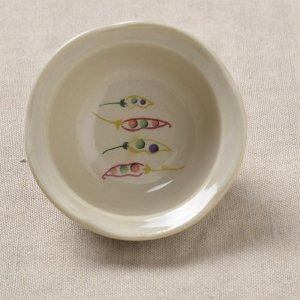 Shinzi katoh シンジカトウ まめの立体感あるデザインがお洒落可愛い。陶器の小鉢<br> Joy Mart ジョイマートシリーズ 和ココット まめA 美濃焼小鉢 100cc