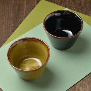 ソバ猪口 デザートカップ 伝統色 No.117 小各種 美濃焼  150cc
