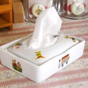 シンジカトウ Dolly's ポケットティッシュケース(Dolly's series Pocket tissue case)