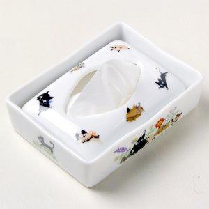 シンジカトウ UN ポケットティッシュケース(CATseries Pocket tissue case)