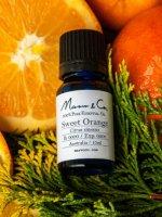 【 スイートオレンジ精油】Marvo & Co ACO認定オーガニックエッセンシャルオイル/スイートオレンジ10mL