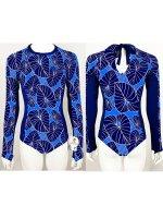 【お取り寄せ】コリーンロングスリーブワンピース(フルカバーヒップ)COLLEEN/XS~XXL