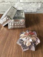 バリ島奇跡の化石ケオン&フラワーオブライフ入りオルゴナイト/STAR