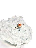 【予約受付中: ARDANI energy jewelry】シルバー925チャクラツイストリング/全7色