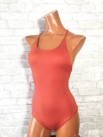 <img class='new_mark_img1' src='https://img.shop-pro.jp/img/new/icons24.gif' style='border:none;display:inline;margin:0px;padding:0px;width:auto;' />【2021Lauras Swimwear】Sally Onepiece/テラコッタ/S~L
