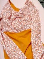 【2021Lauras Swimwear】 Tina Suits/オレンジ/S~M