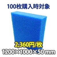 トラックブルースペーサー 1200×1000×50 mm 【キャンペーン】