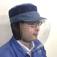 立体型プラマスク 100枚入り 飛沫対策・熱中症対策用