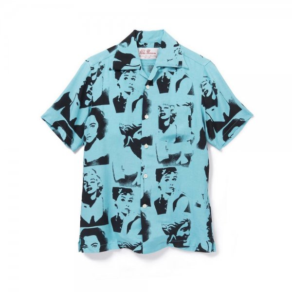 Aloha Blossom<br>【アロハブロッサム】<br>VENUS<br>SHIRTS S/S MINT<br><img class='new_mark_img2' src='//img.shop-pro.jp/img/new/icons60.gif' style='border:none;display:inline;margin:0px;padding:0px;width:auto;' />