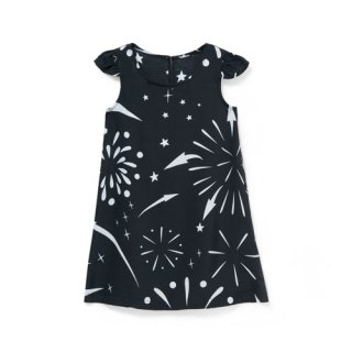 <br>Aloha Blossom【アロハブロッサム】<br>HANABI<br>KIDS ONE PIECES BLK<br>sold!!!