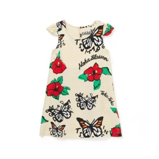 <br>Aloha Blossom<br>【アロハブロッサム】<br>TEHUTEHU<br>KIDS<br >ONE PIECES BEIGE<br>