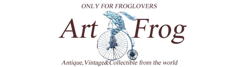 Art Frog・・・カエル雑貨のセレクトショップ