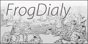 Frog Dialy