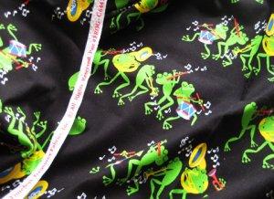 Frog Cotton Fabric