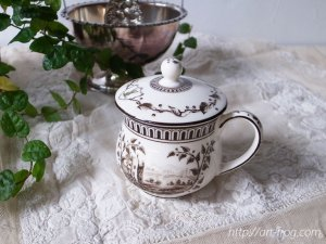 Vintage Wedgewood the Frog Service Ice Cup
