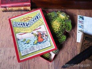 Vintage Frog Racing Game