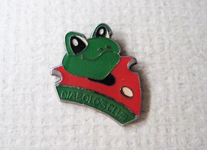 <img class='new_mark_img1' src='https://img.shop-pro.jp/img/new/icons48.gif' style='border:none;display:inline;margin:0px;padding:0px;width:auto;' />Vintage Frog Pin Brooch