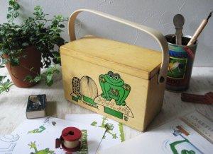 Vintage Frog Collins Bag