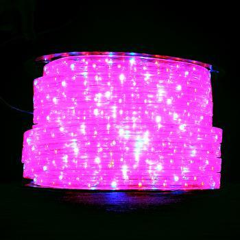 植物育成LEDロープライト(防滴)30mロール